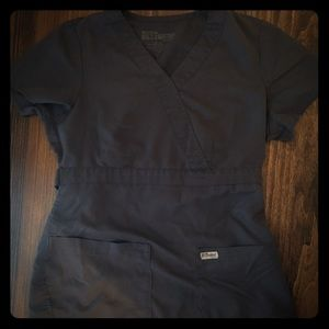 Grey's Anatomy Scrub Shirt Size S